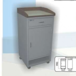 Bedside Locker with Shoe Compartment (MS) MLY 504-030 (3010)