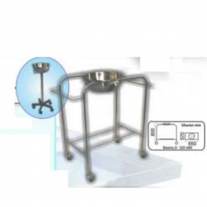 Single Bowl Stand, Star & Cart Type (SS) MLY 516-020 (4010-S)