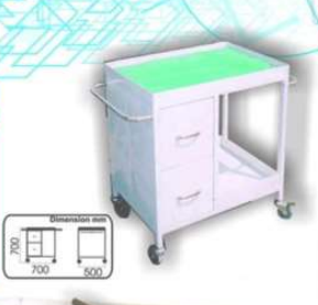 ECG / Suction / Cautery Trolley, Box Type (MS) MLY 510-105a (4130)