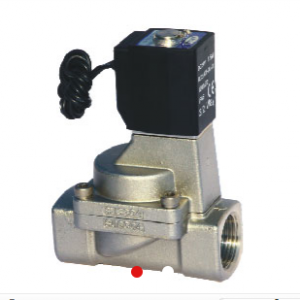 2S(Iternally piloted and normally closed) Series Valve