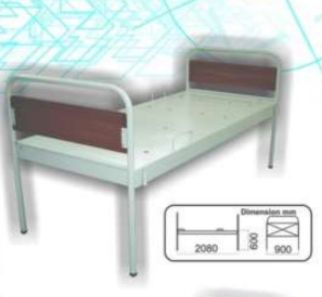 Bed Ordinary, Plate (MS) MLY 501-010 (1000)